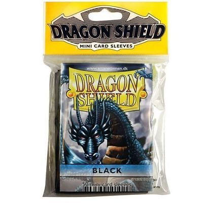 Fundas Dragon Shield Mini Negro