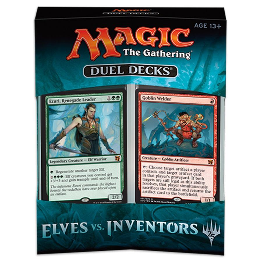 Duel deck Magic Elves vs Inventors