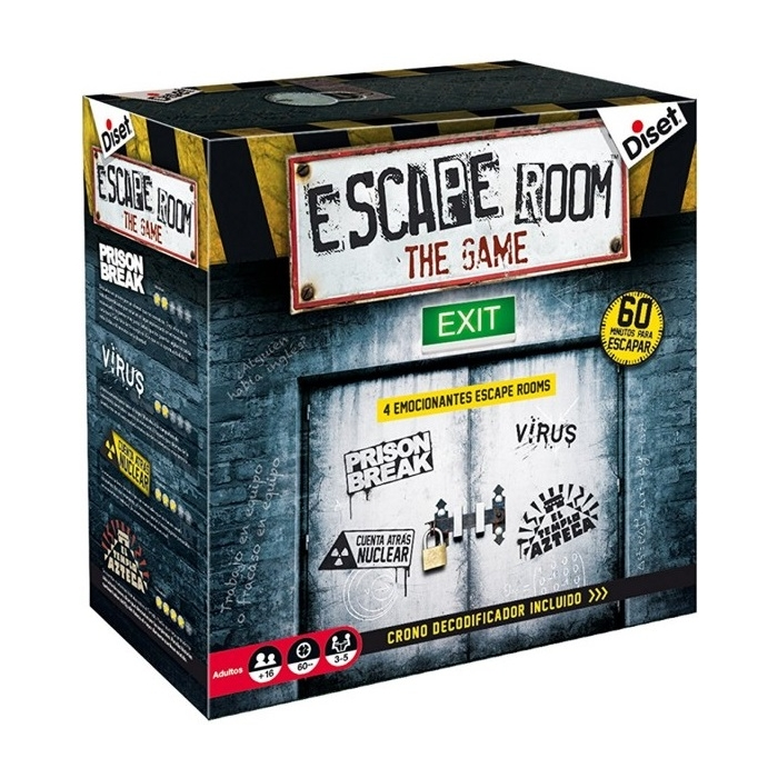DISET ESCAPE ROOM THE GAME