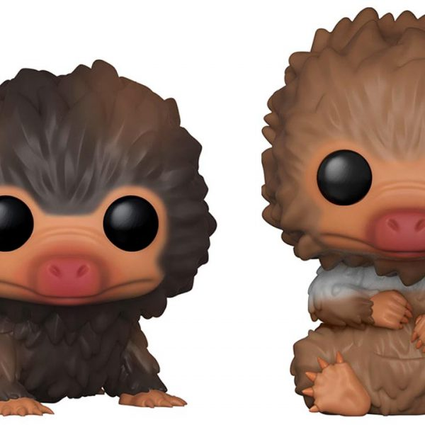 FIG POP ANIMALES FANTASTICOS PACK BABY NIFFLERS