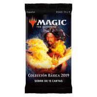 Sobre Coleccion Basica 2019 Magic