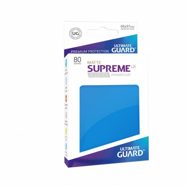 Ultimate Guard Matte Azul Royal